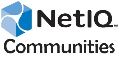 netiq communities