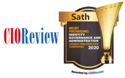 2020 Consulting Service Award