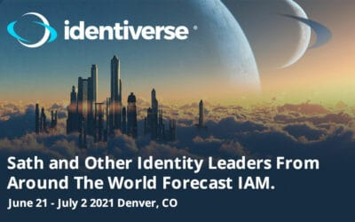 IDHub Joins Identity Professionals from around the world at Identiverse.