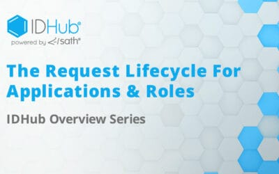 Request Lifecycle For Applications And Roles – VIDEO