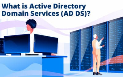 What is Active Directory Domain Services (AD DS)?